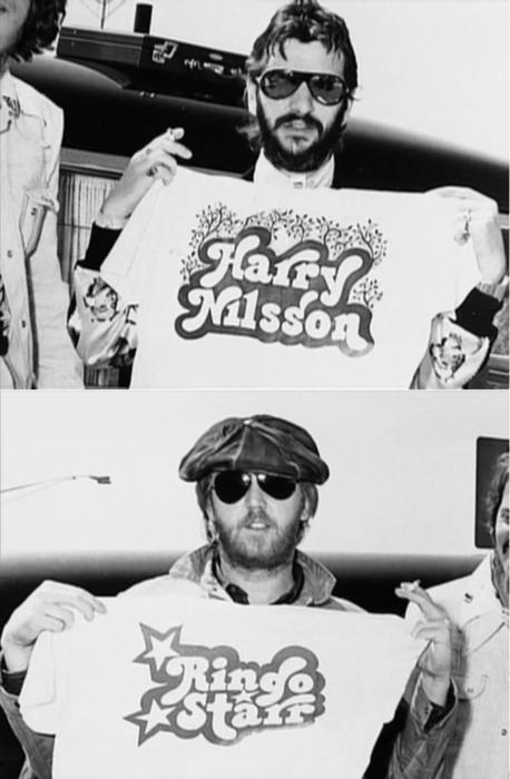 HARRY NILSSON Harry nilsson, Ringo starr, Beatles songs