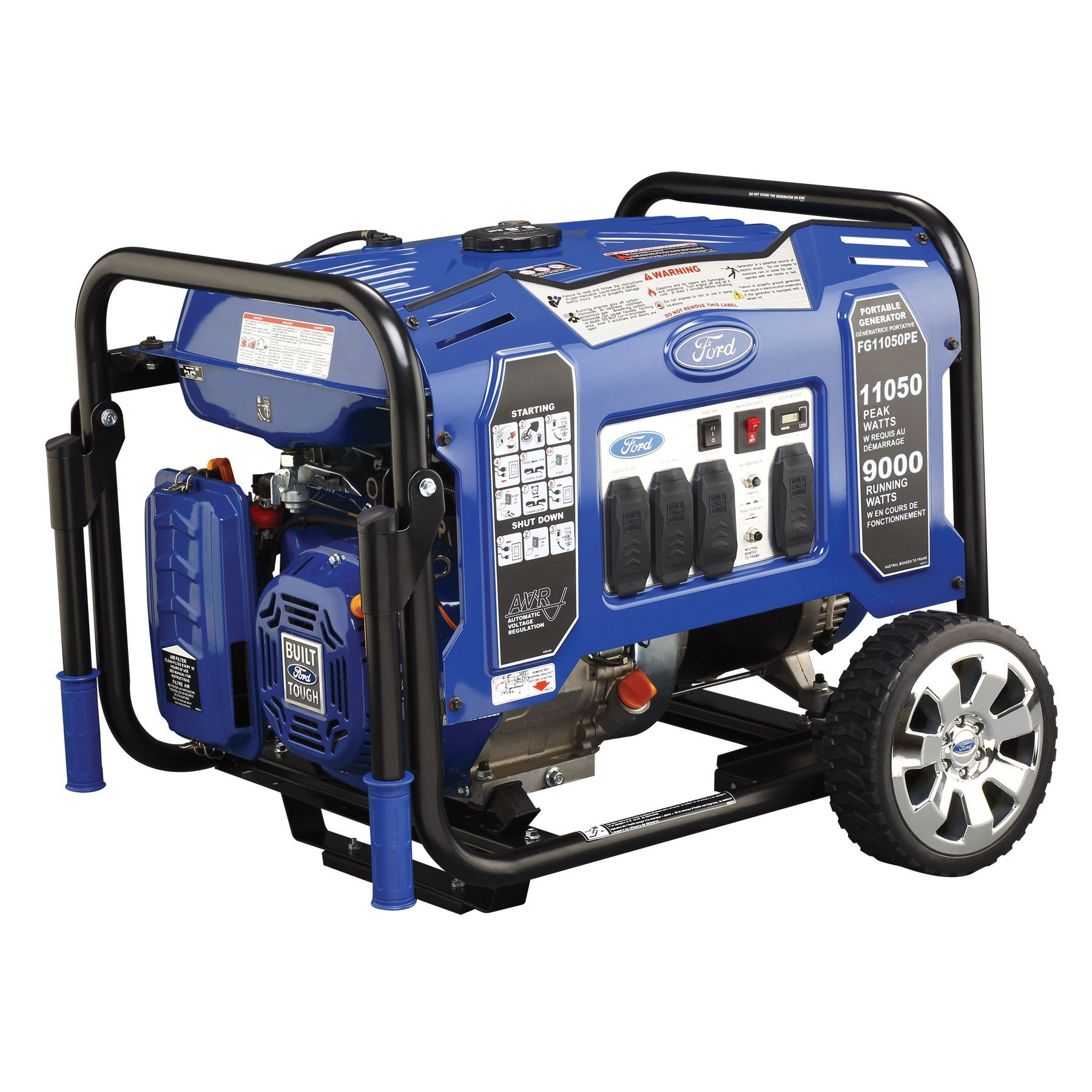Ford watt Portable Generator