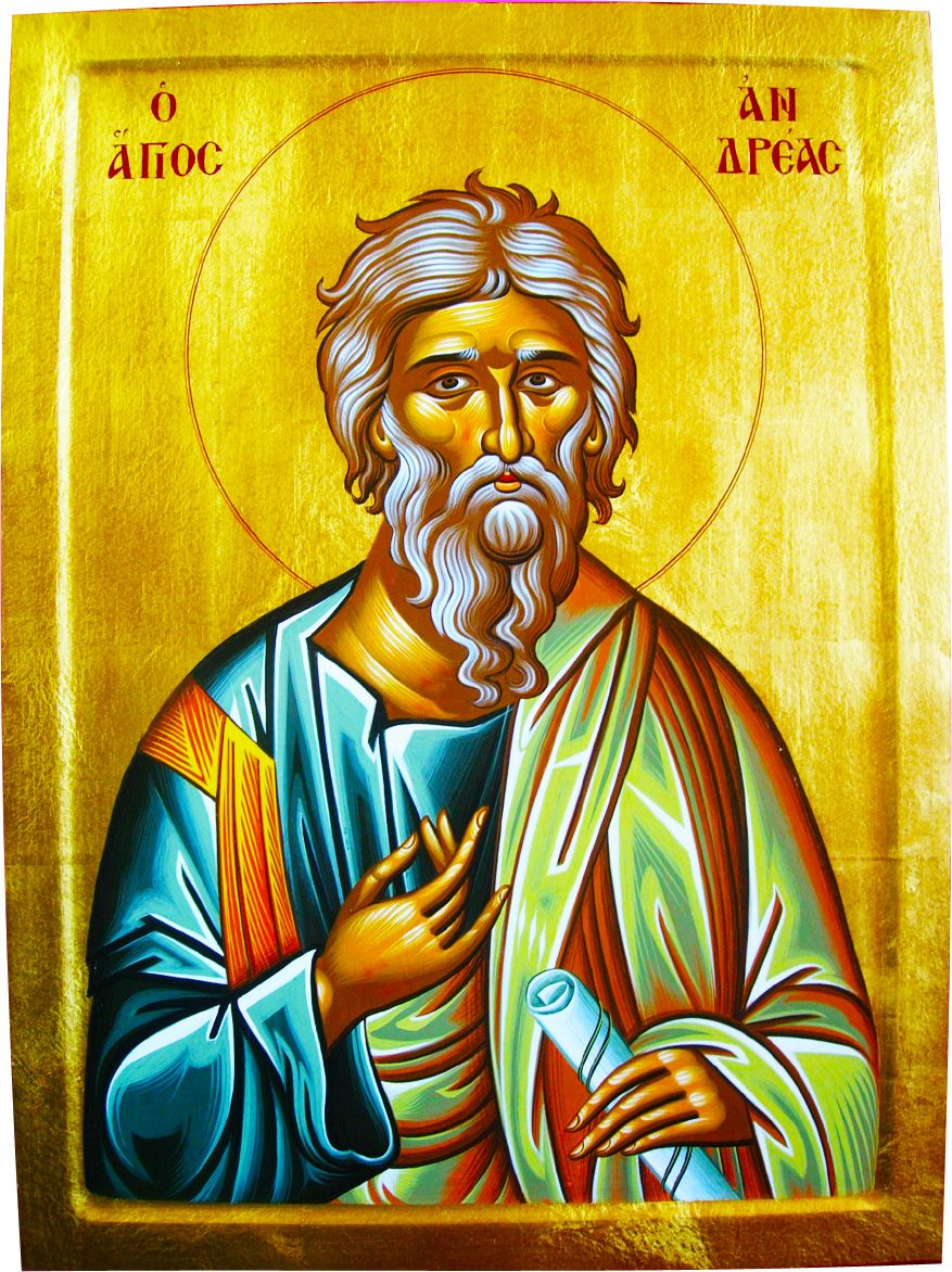 Did Andrew the First-Called Preach in Russia