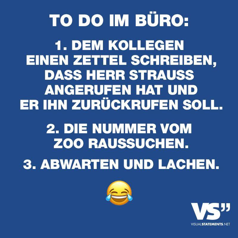 To Do Im Buro 1 Dem Kollegen Einen Zettel Schreiben Dass Herr