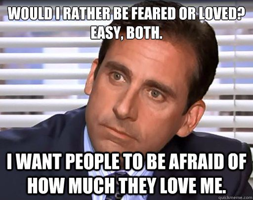 Posts About Michael Scott Quotes On As Told By Laura Michael Scott Quotes Best Michael Scott Quotes I Care Too Much