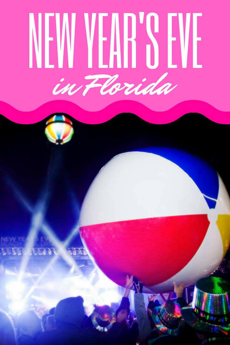 Where to Celebrate New Year's in Florida in 2020 Florida