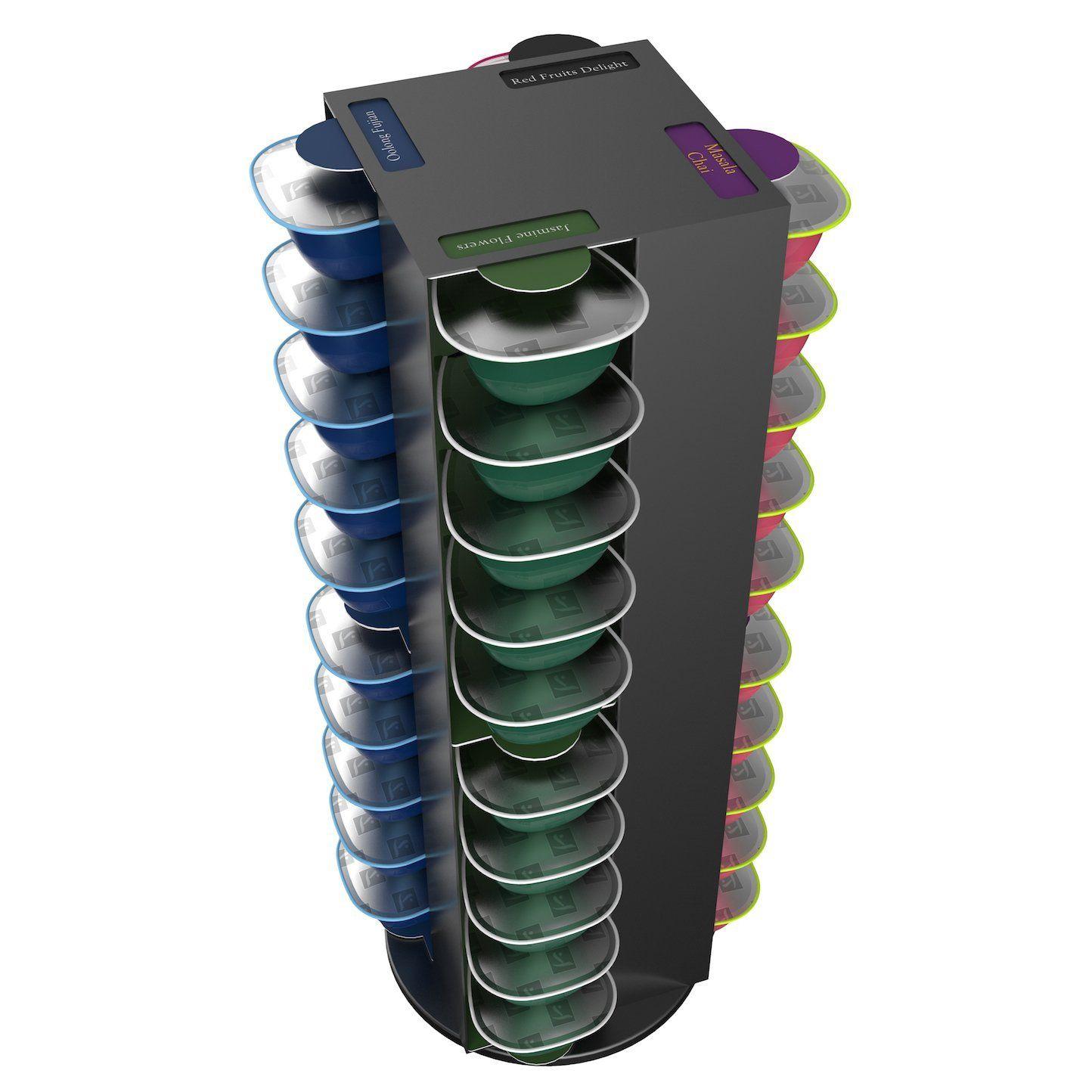 Tavolaswiss 50 Specialt Porte Capsules Special T 40 Amazon Fr Cuisine Maison Special T Capsule Acier Inoxydable