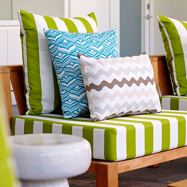 Warwick Fabrics Coolum Outdoor Collection Outdoor Fabric