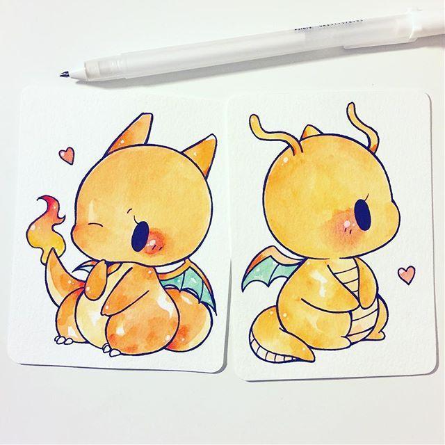 Dragon Babies Cute Dragon Drawing Cute Dragons Cute Drawings