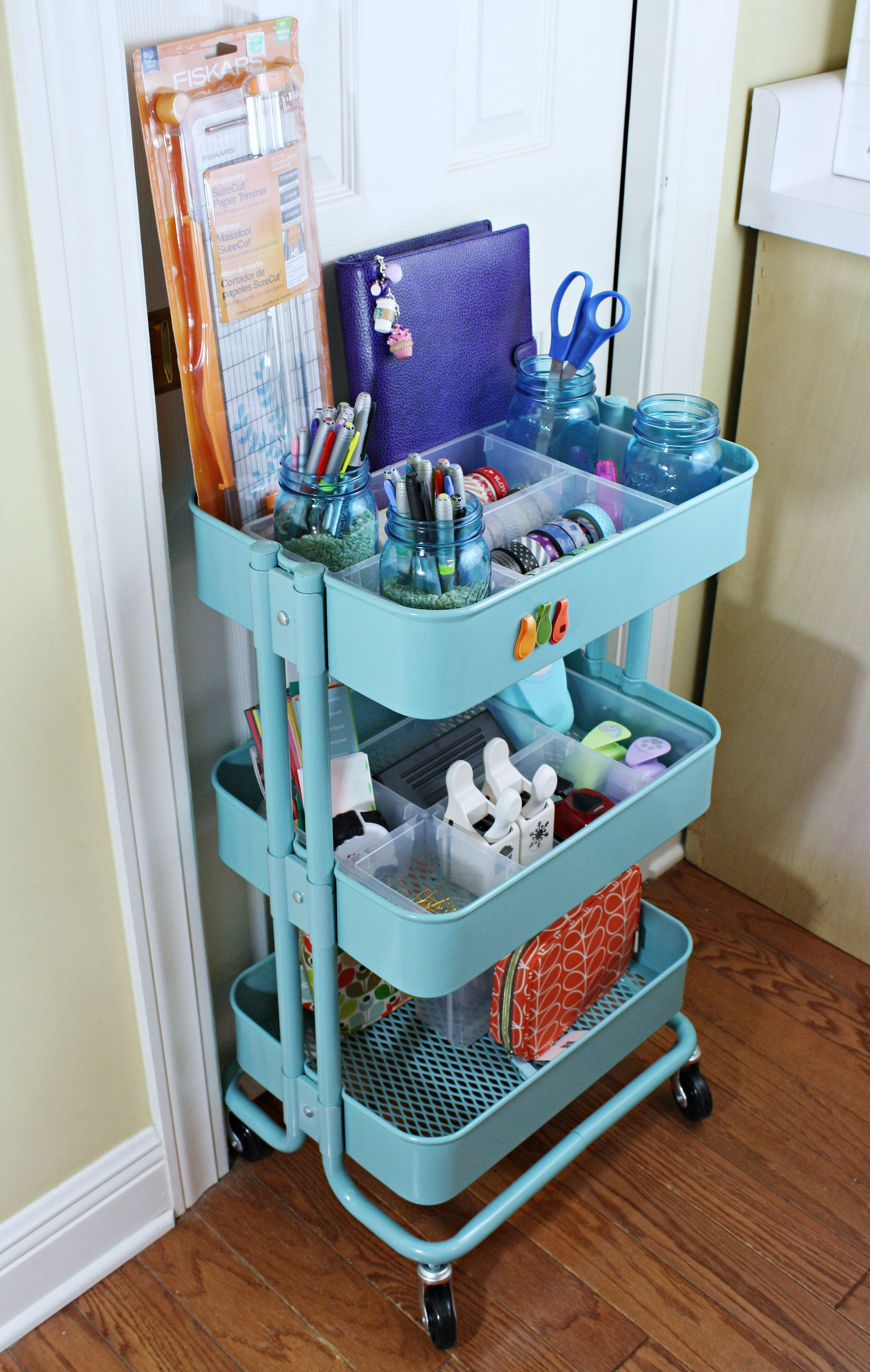 planner cart 12 | Planner Organization & Storage | Pinterest ...