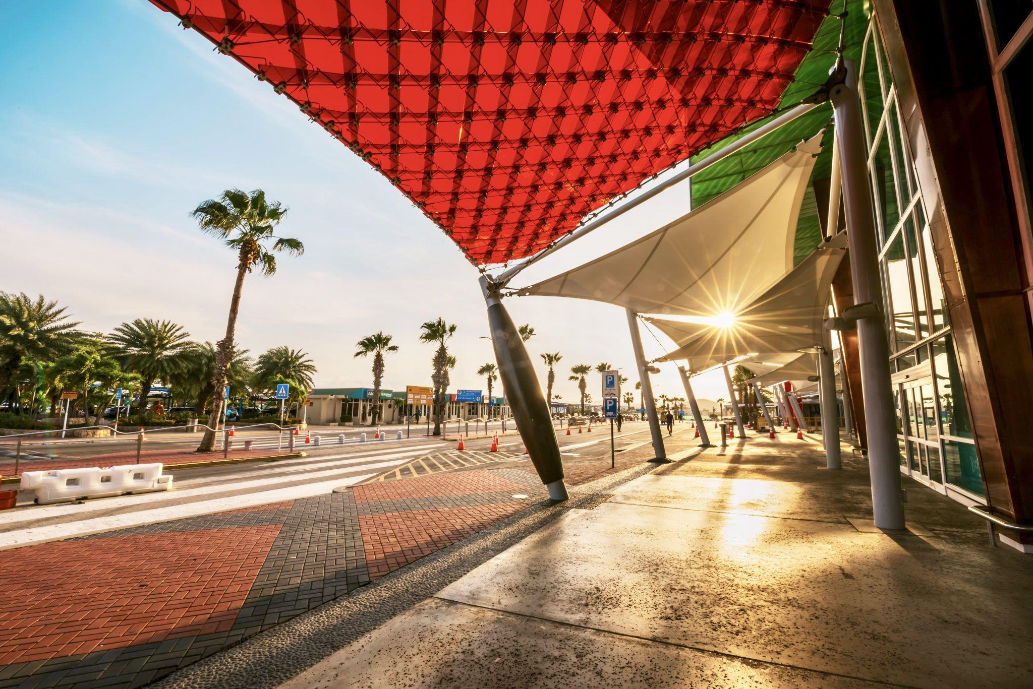 Tips for Navigating the Aruba Airport | Aruba airport, Aruba ...