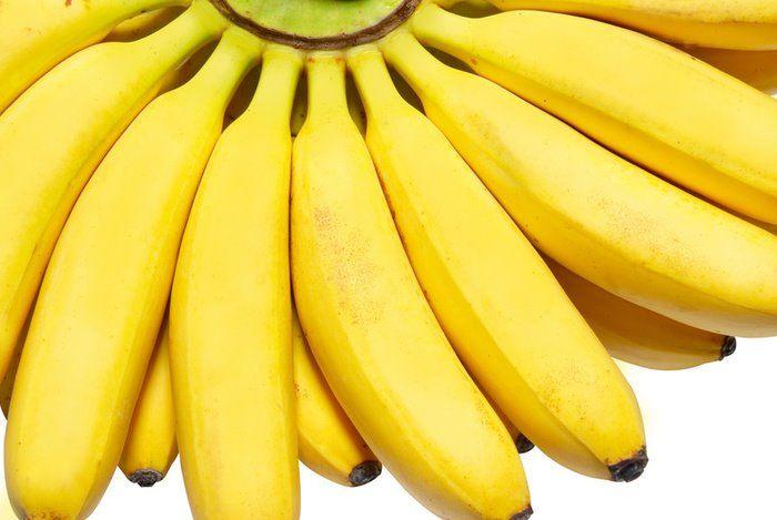 plátano que cura