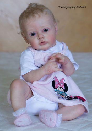 c3d7c11a8ea27 Reborn-newborn-baby-girl-doll-sold-out-LE-Chloe -sculpt-by-Natali-Blick-ADORABLE