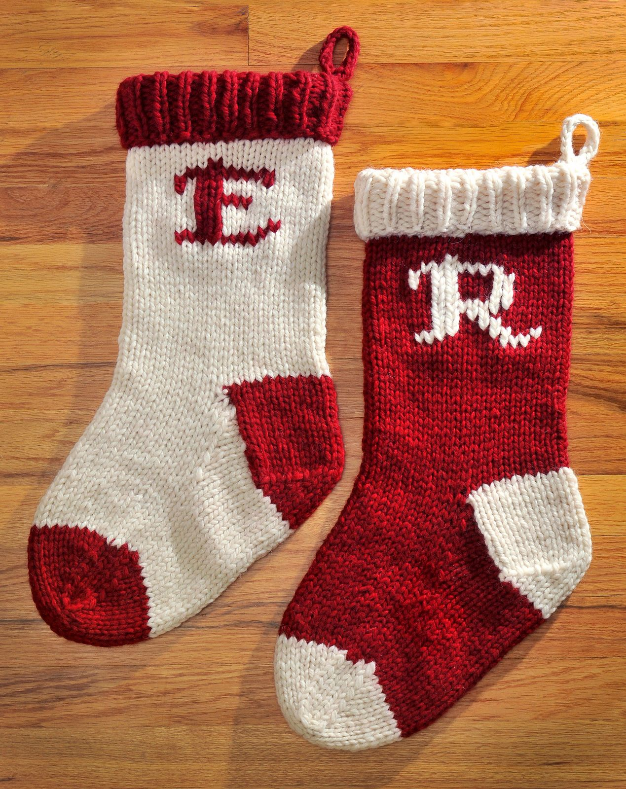 Ravelry: Jumbo Christmas Stocking in a Jiffy - … | Knitted ...
