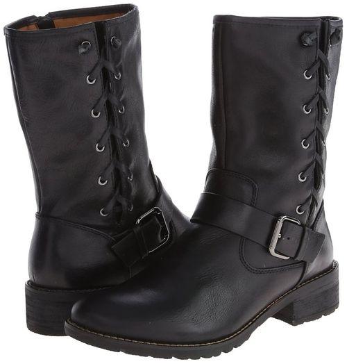 Sofft Acasia Buckle Strap Zipper Fashion Boot as seen on Jessica Jones in  Jessica Jones |. Sofft ShoesWomen's ...