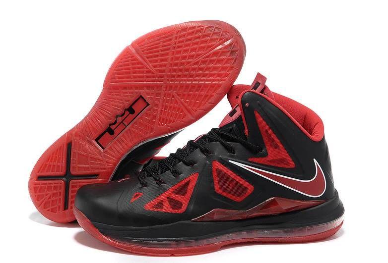 Womens Nike Lebron X (10) Black Pink Orange | Shoes | Pinterest | Nike Lebron, Nike and Women Nike