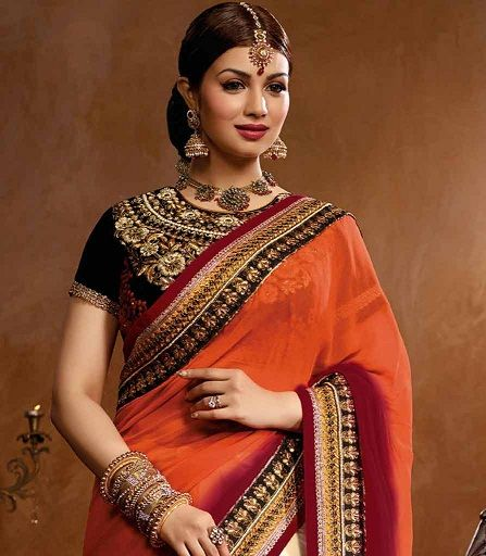Photo of Wedding Sarees – Get The Perfect Bridal Look With These 40 Sarees