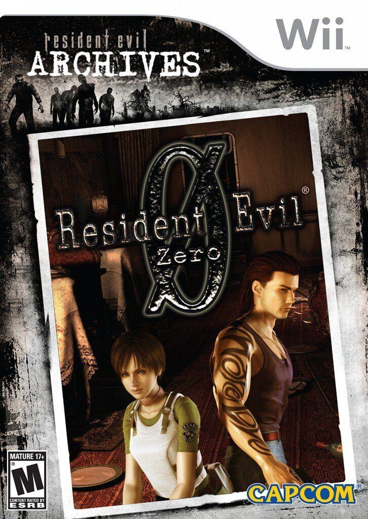 Resident Evil Archives Resident Evil Zero [PAL] [Español