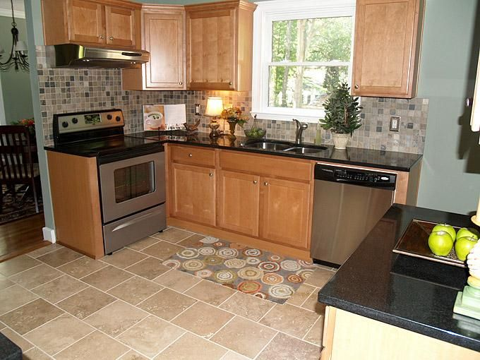 Best Small Kitchen Makeovers On A Budget Small Kitchen 400 x 300