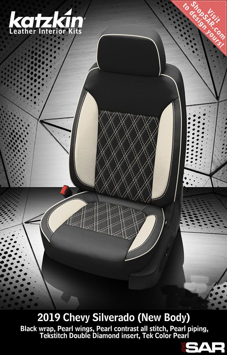Katzkin Leather Interior Kits Leather Leather Seat Leather