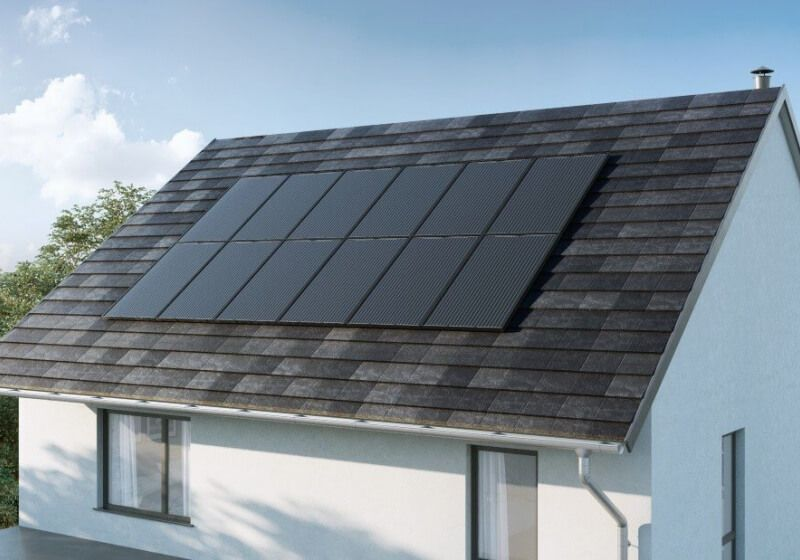 Updated Tesla Lowers Solar Prices New Costs Are Up To 16 Percent Lower Than The National Average Solar Energy System Solar Roof Tiles Solar Energy For Home