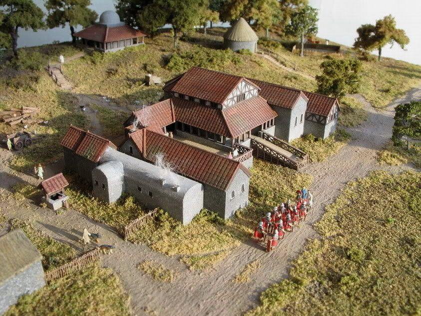 Roman Villa Orpington