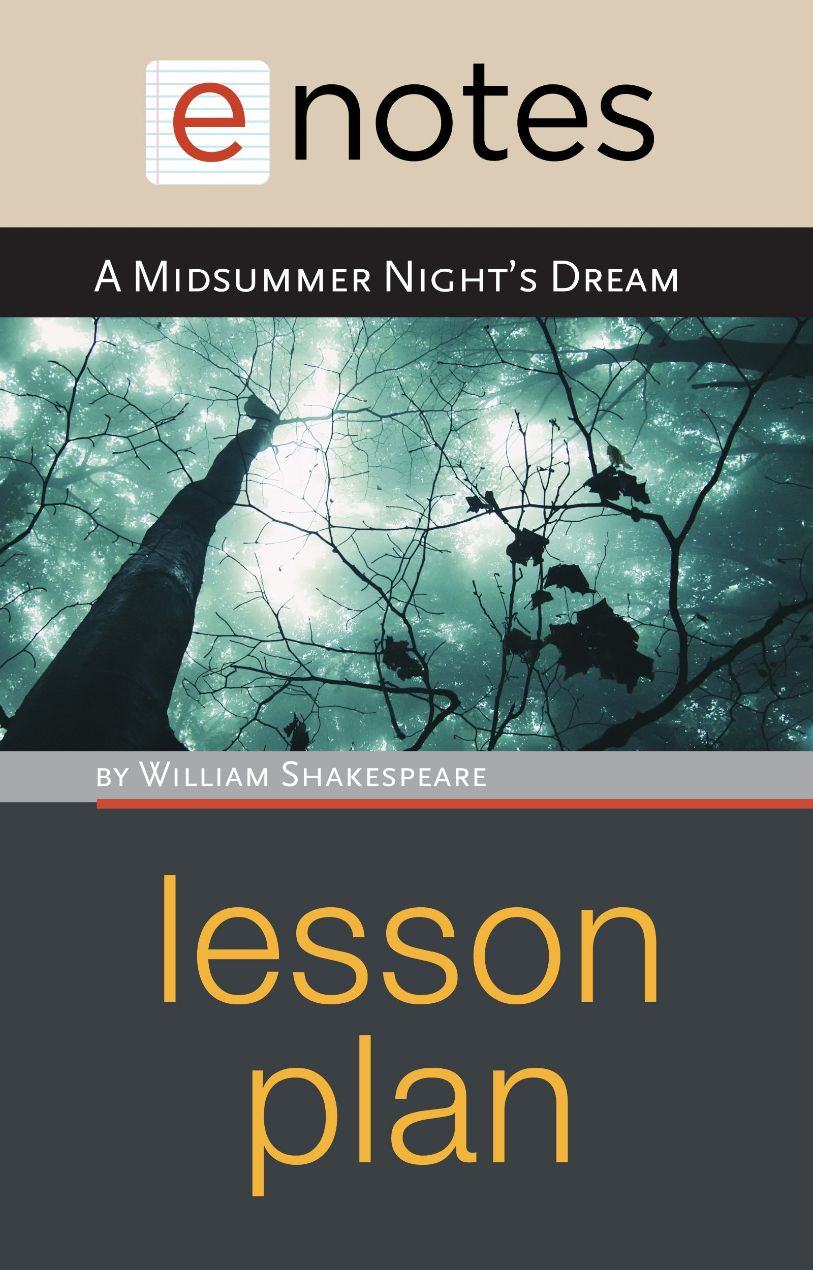 A Midsummer Night S Dream By William Shakespeare