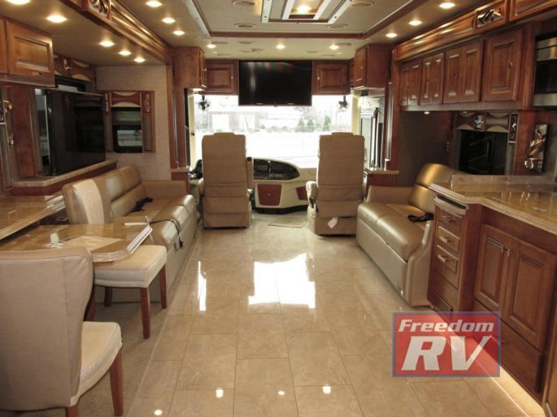 New 2018 Tiffin Motorhomes Phaeton 40 QBH Motor Home Class A