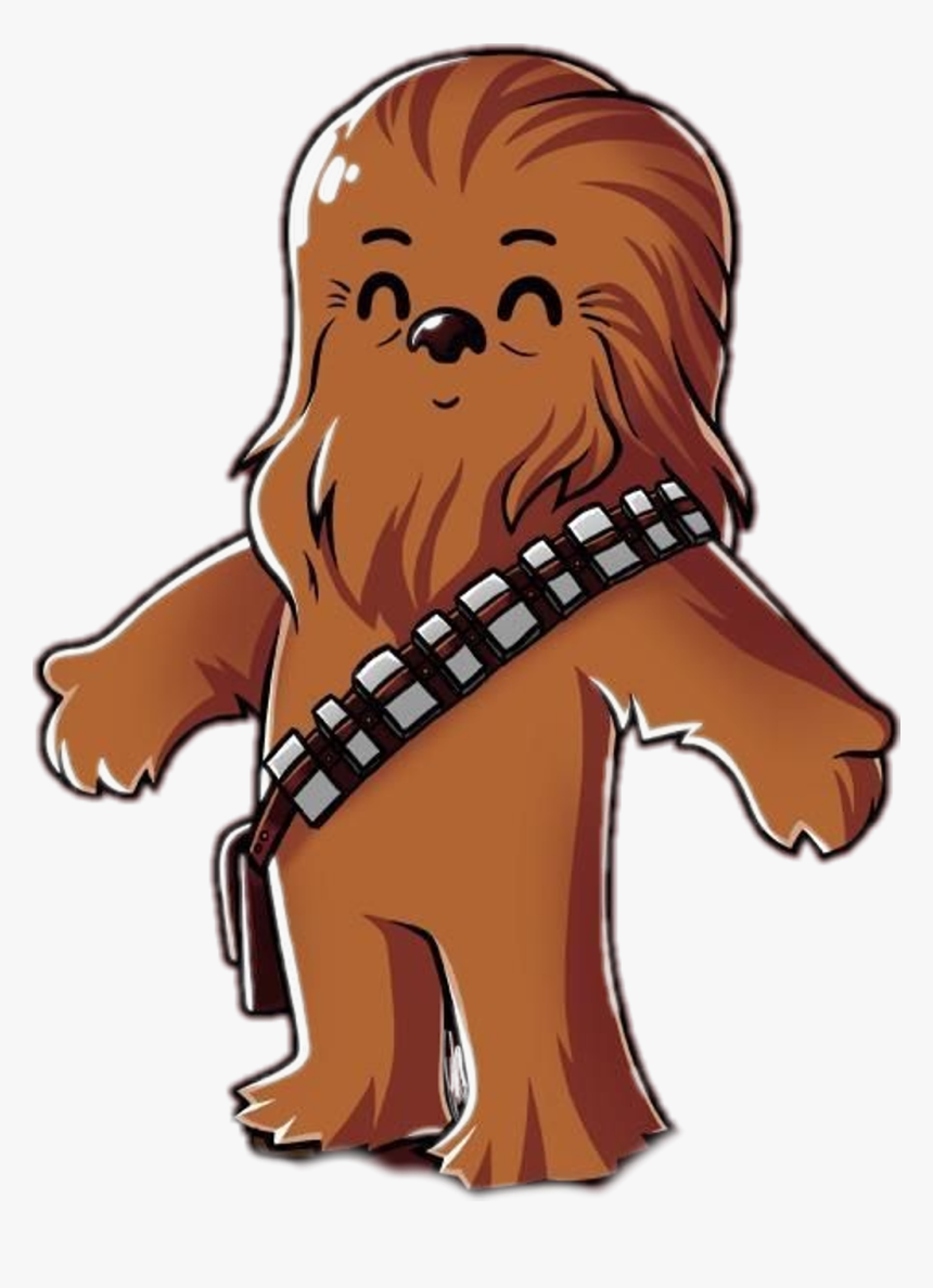 Star Wars Chibi Chewbacca Hd Png Download Is Free Transparent Png Image To Explore More Similar Hd I Star Wars Chewbacca Star Wars Cartoon Star Wars Stickers