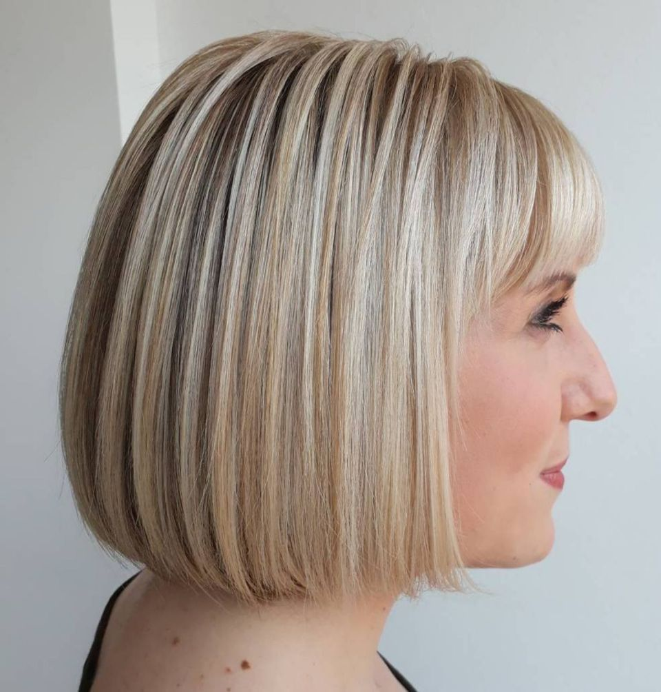 winning looks with bob haircuts for fine hair in latest