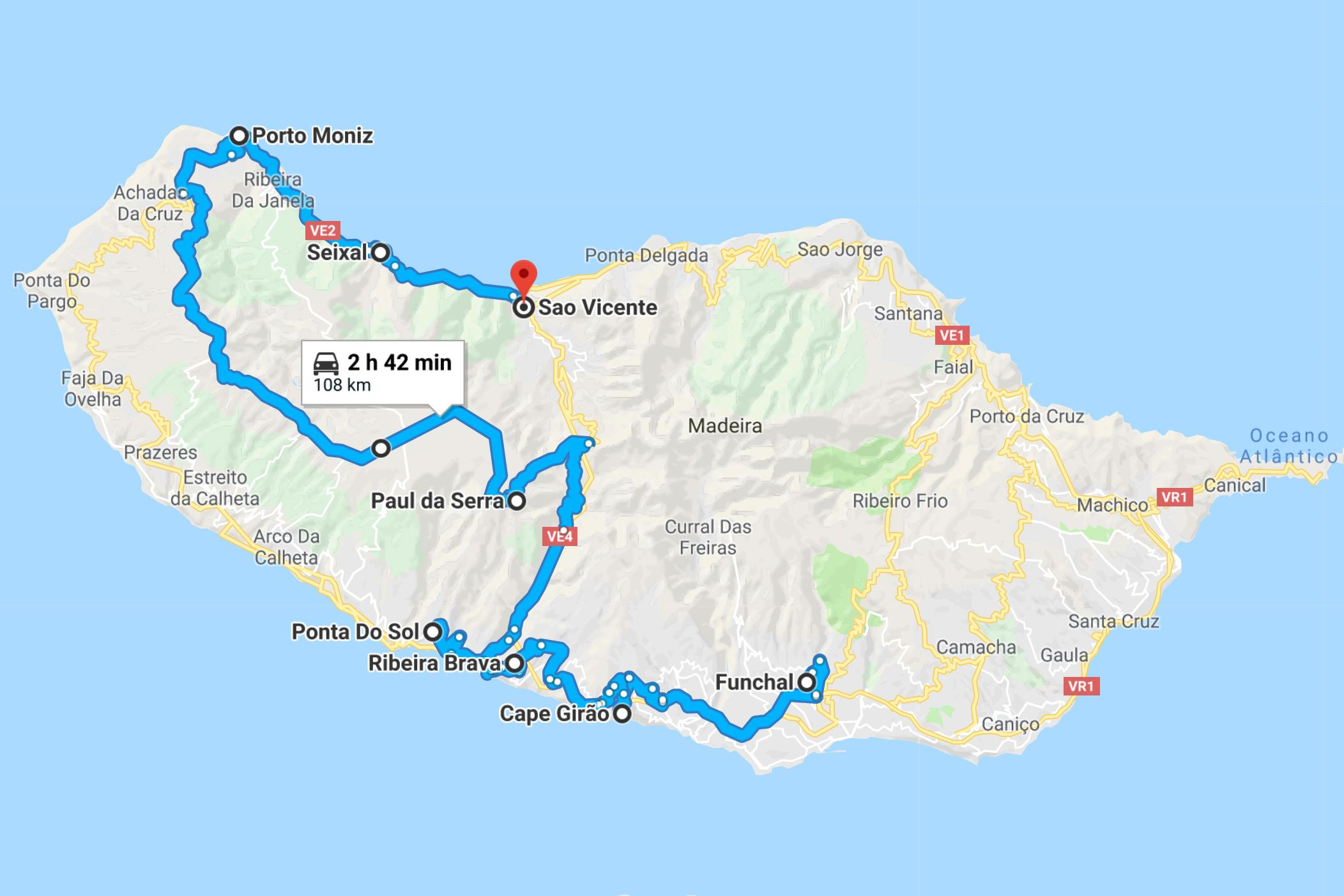 The Ultimate Seven Day Guide To Madeira Madeira Maderia