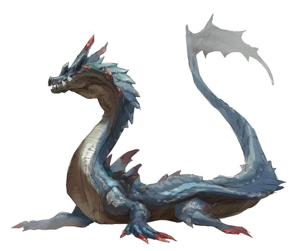 27+ Lagiacrus Monster Hunter  Wallpapers