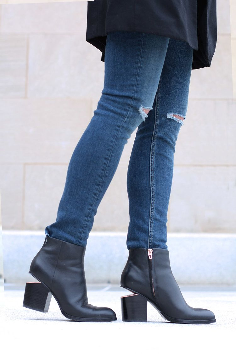 36d355840 Minimal Layers   [ SMT Style ]   Boots, Autumn fashion, Fashion outfits