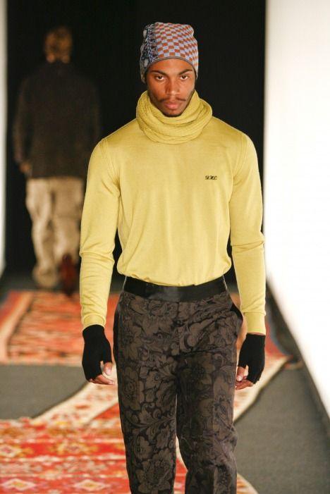 Denis Simachev, Autunno/Inverno 2008, Milano, Menswear