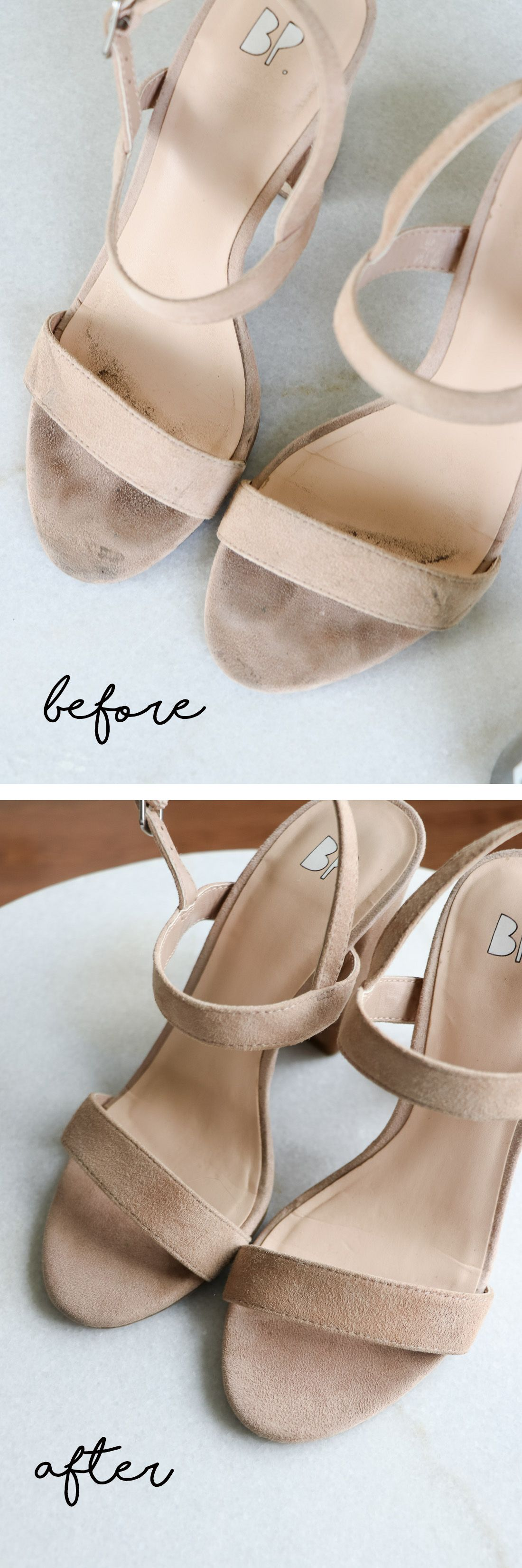 bb37853b38d How to clean suede shoes.  shoes  womensfashion  cleaning  cleaninghacks