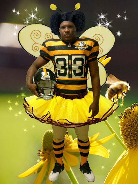8d0ea436a steelers bumble bee uniforms