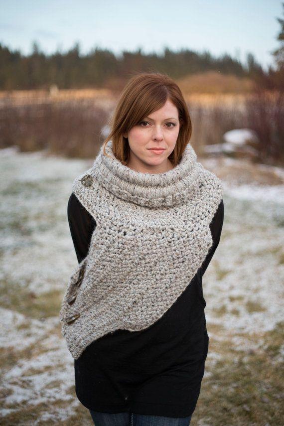 Huntress Shield Cowl Crochet PATTERN ONLY by CraftyGingerella ...