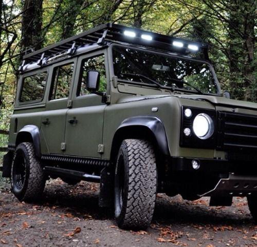 Land Rover Defender Series