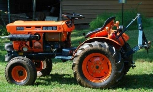 Click on image to download kubota models b5100d b5100e b6100d kubota tractor illustrated parts list manual sciox Images