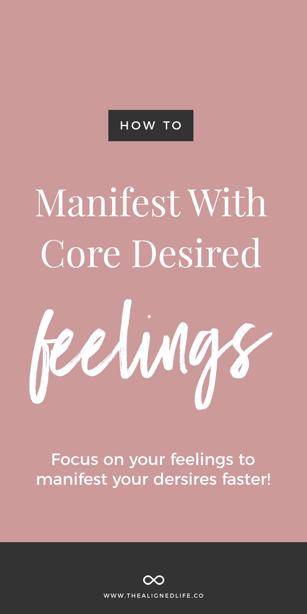 How To Manifest With Core Desired Feelings Manifestation