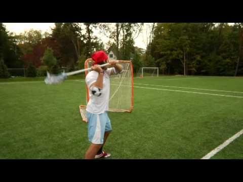 Maverik University: Paul Rabil's Warm-Up Lacrosse Shooting ...