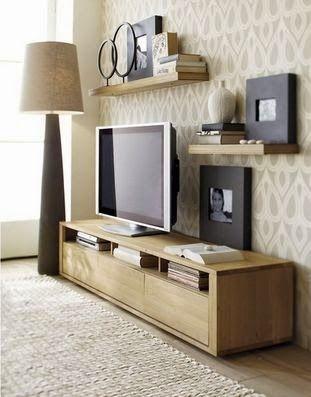 Casa - Decoração - Reciclados: Móveis Para a TV Lindos! | Home ...