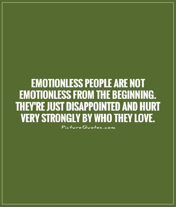I Wish People Knew This I Havent Always Been Cold And Emotionless