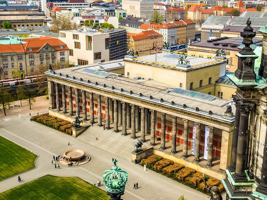 Got A Long Weekend Head To Berlin Germany Germany Berlin Pergamon