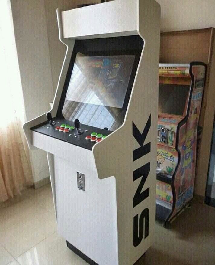 Arcade Rétro, Jeux Retro, Arcade