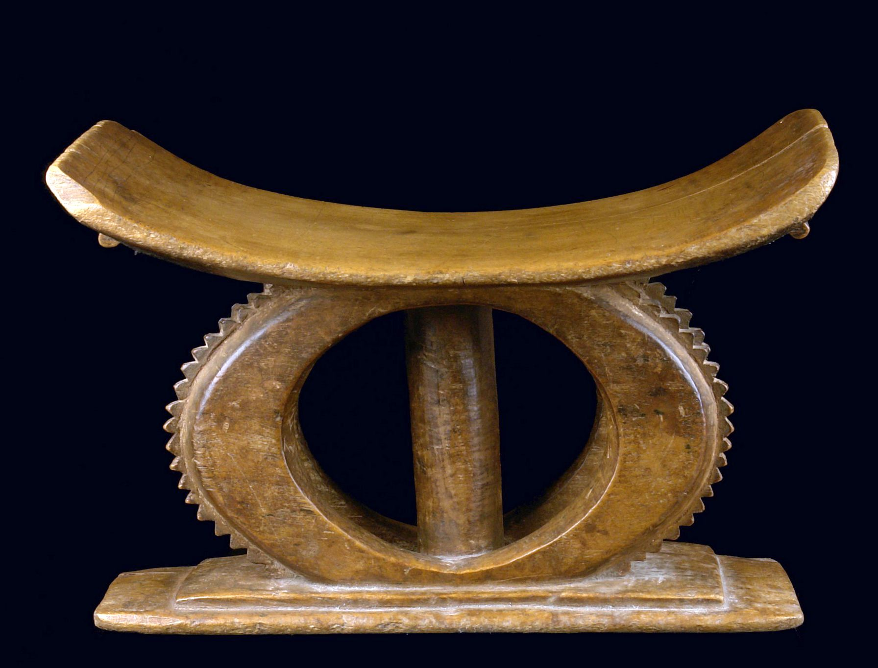 Stool Chair Ghana Spotlight Loose Covers Africa From The Ashanti People Of Wood