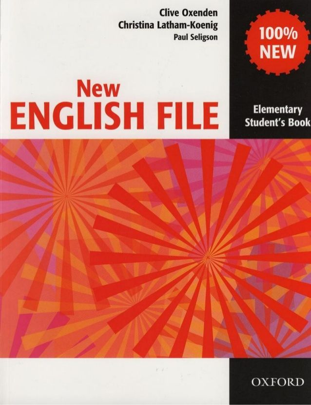 New English File Elementary Students Book Teacher Books English File English Course
