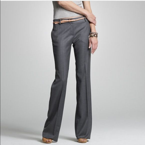 One Day Sale J Crew City Fit Dress Pant Work Pants Women Fitted Dress Pants Pants For Women