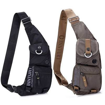Men Hidden Underarm Shoulder Bag Covert Bag LD Inspector Holster Phone Case