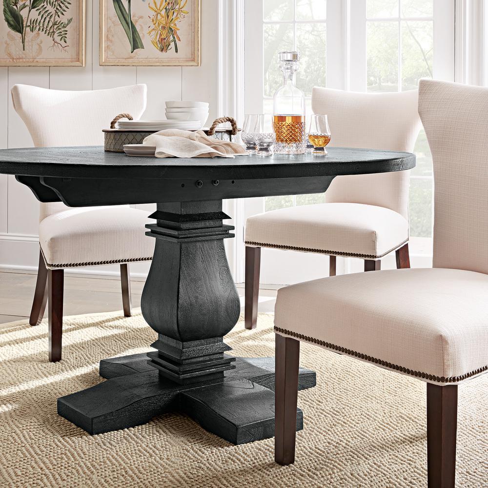 19++ Round black farmhouse table inspiration