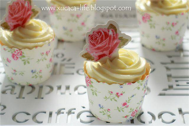Photo of Mango cupcake