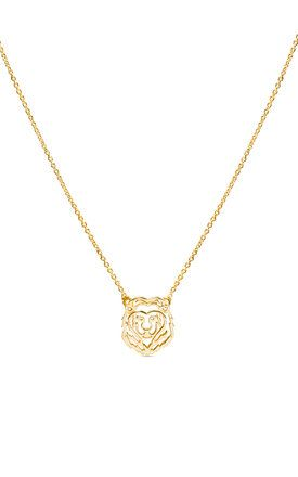 8567688c058ca5 Lion necklace by Maria Pascual Product photo | Jewelry | Lion ...