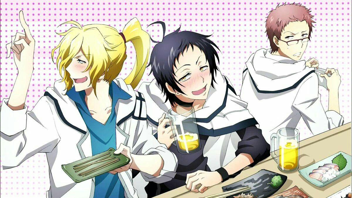 Servamp Yumikage, Tsurugi & Ichirô Servamp