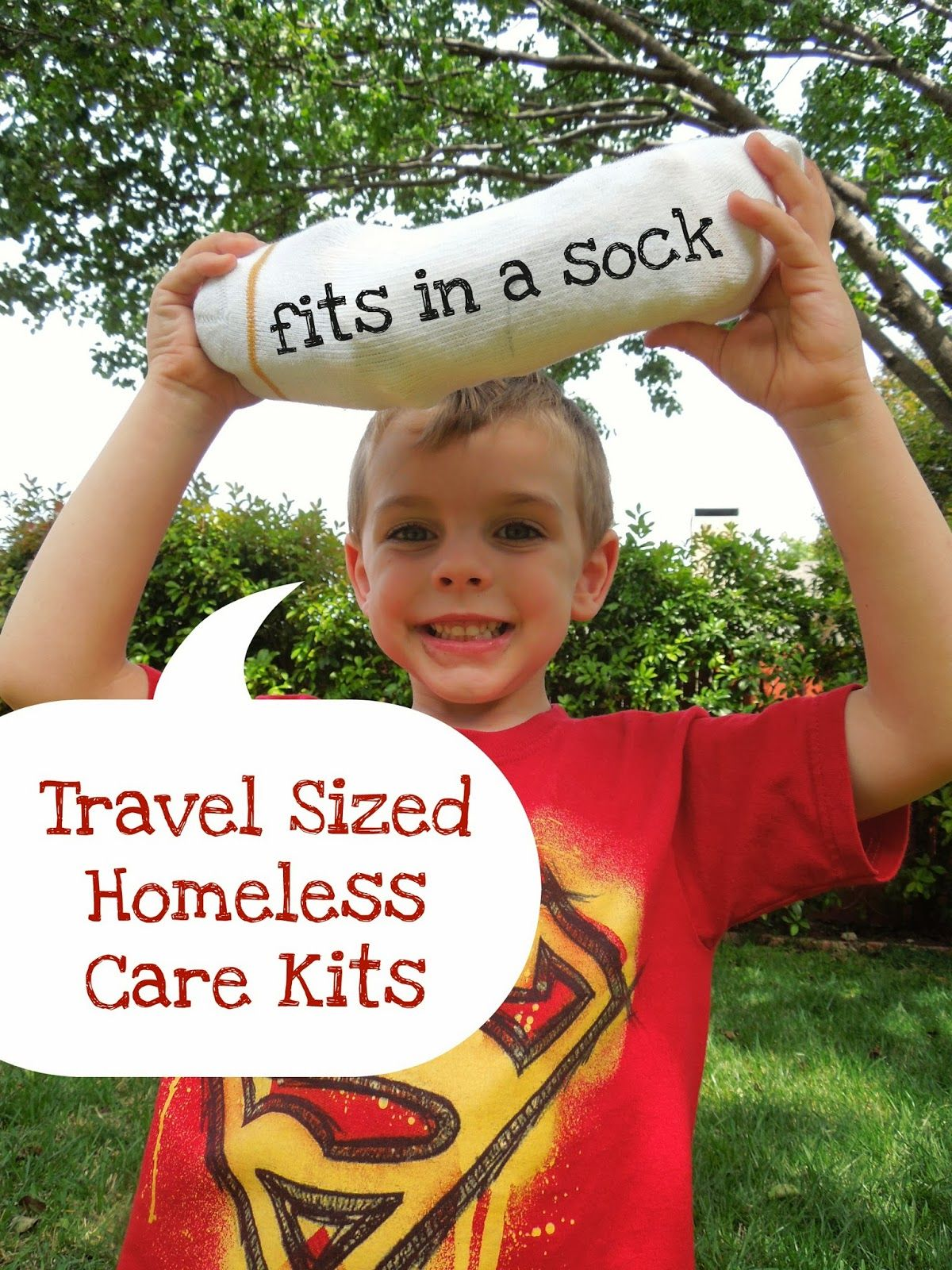 """""""Penny of Time"""" Adventure Care Kit for the Homeless (With"""